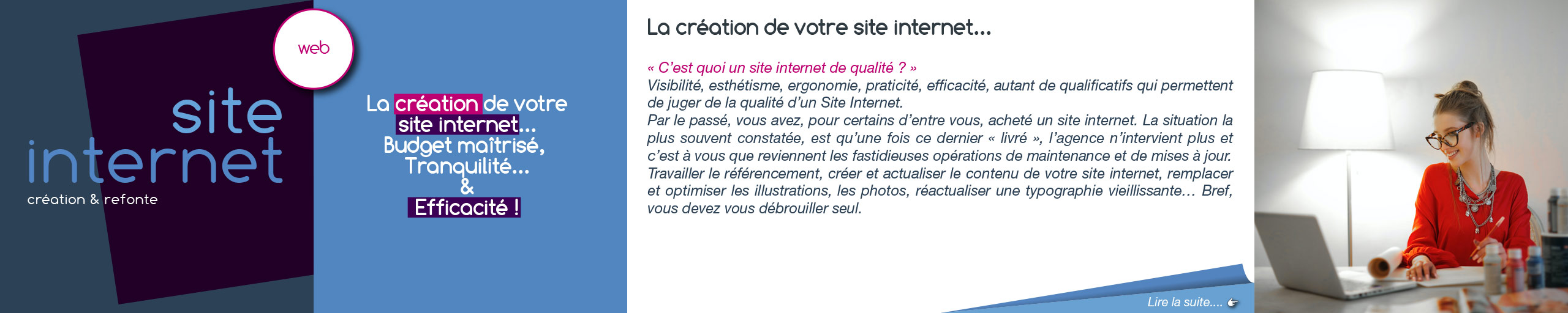 Site Internet - Création